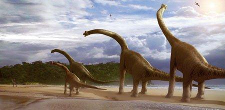 Брахиозавр относился к