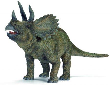 Трицератопс динозавр: фото, картинки