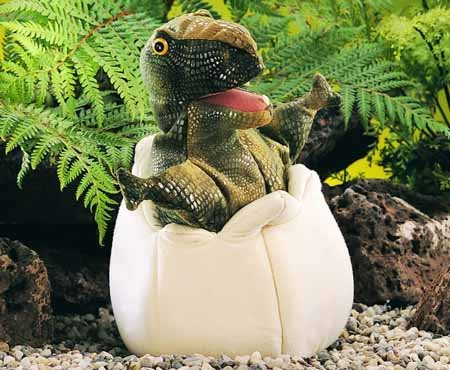 Ученые нашли яйцо динозавра