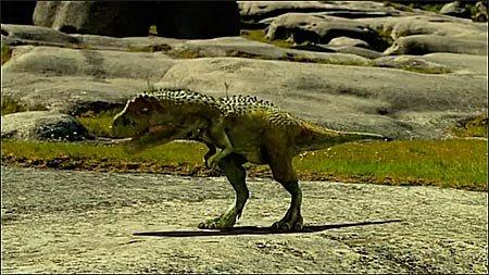 Тарбозавр 3D мультфильм 2011: люди