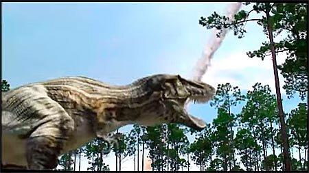 Метеорит и вулканы одновременно уничтожили динозавров