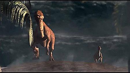 Отчего погибли динозавры?