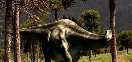 Динозавры Австралии: Эроманг