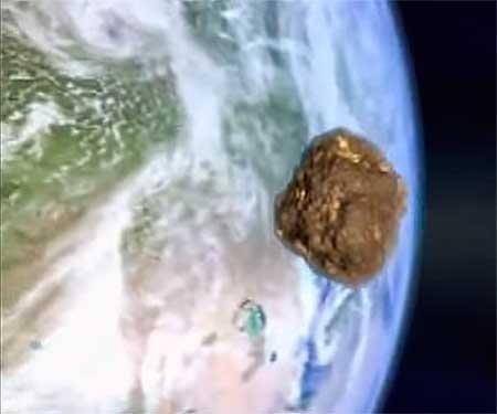 Как упавший астероид мог стать причиной увеличения популяций динозавров