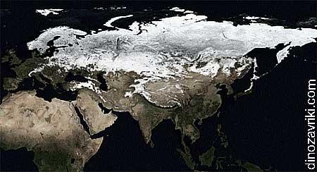 Последний ледниковый период: спады и взлеты