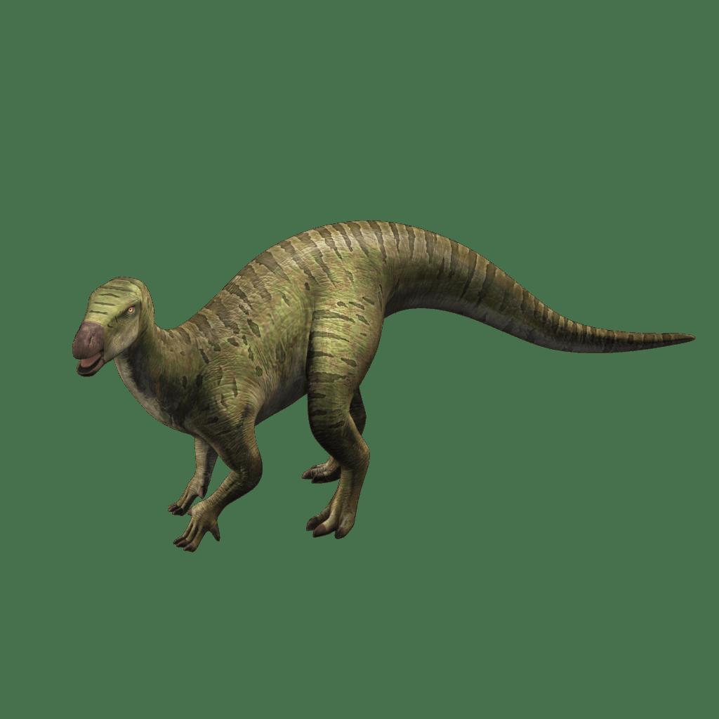 Самый известный клювоносый динозавр - игуанодон