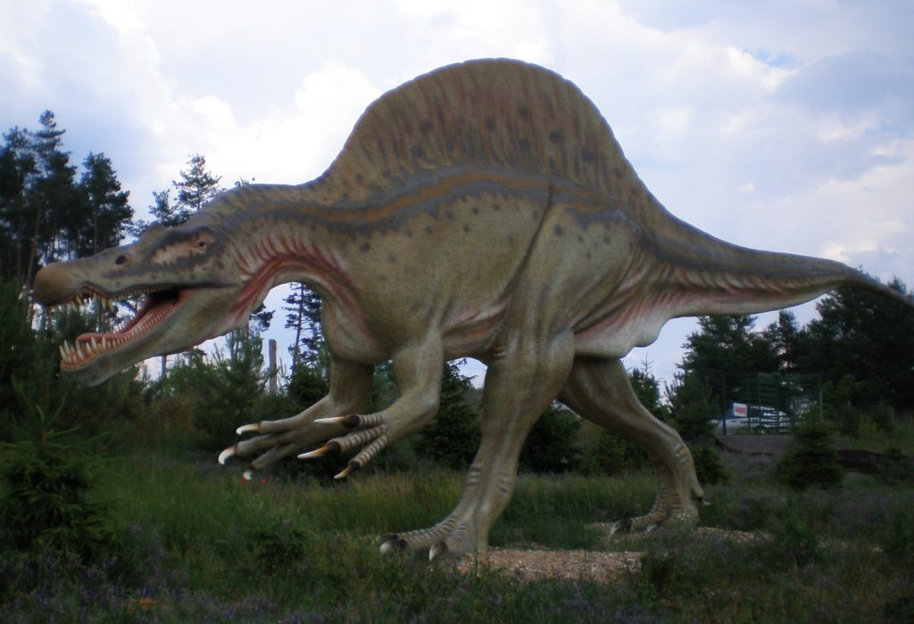 Были ли враги у гигантских ящеров?