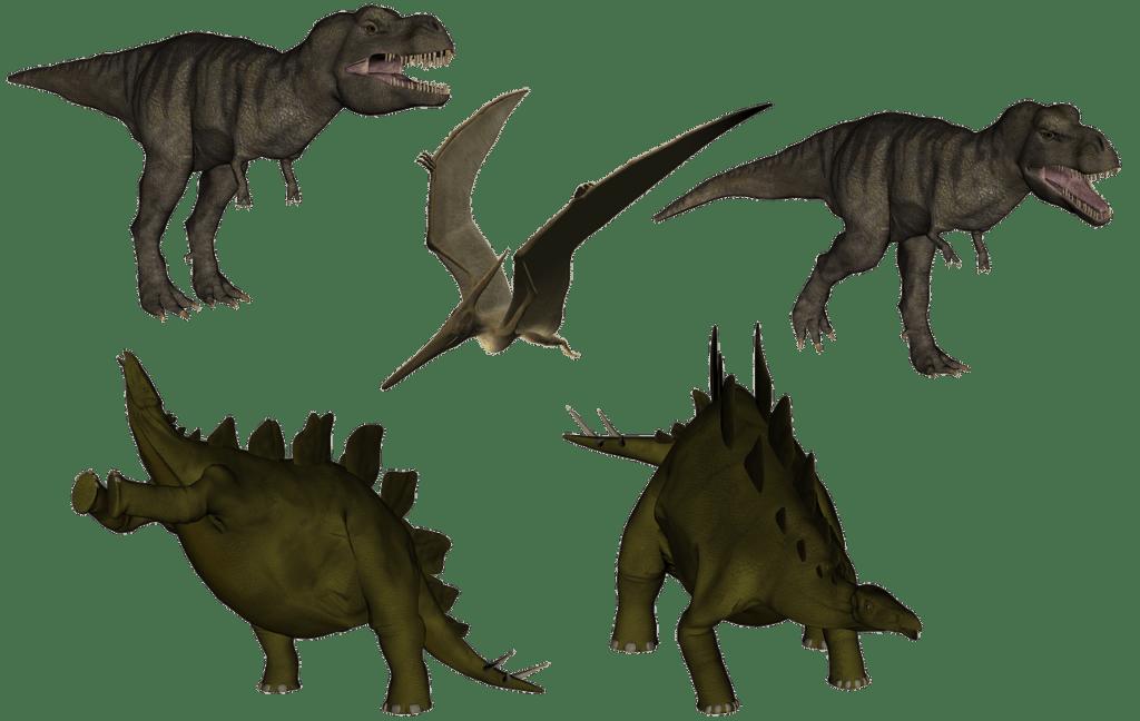 Из чего состоят названия динозавров и как они были придуманы