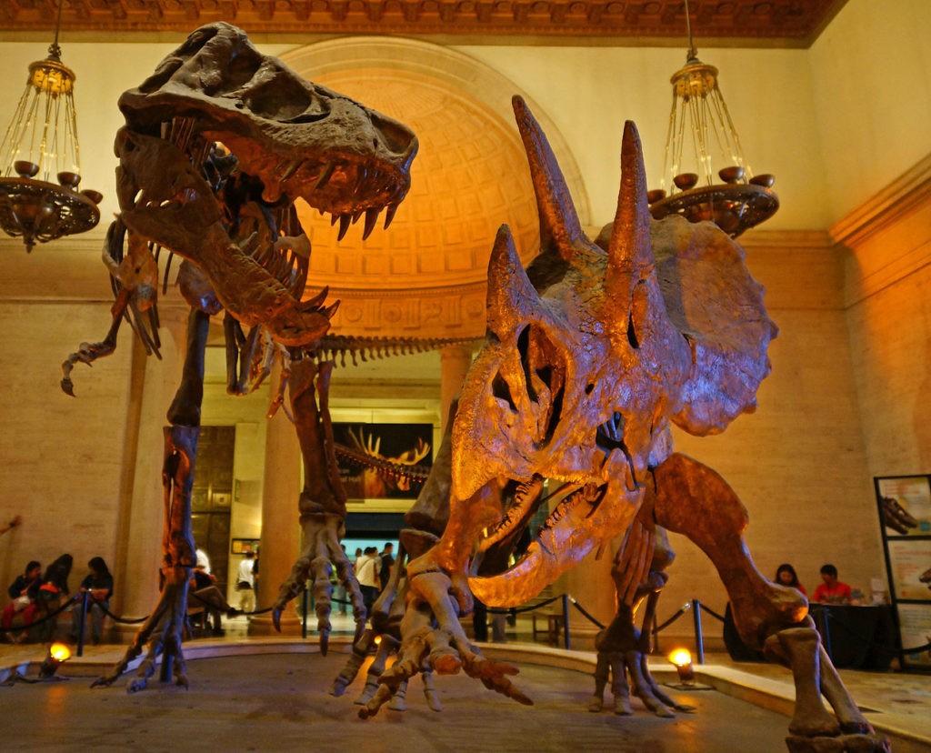 Музей естественной истории в Лос-Анджелесе: дом для динозавра (Лос-Анджелес, США)
