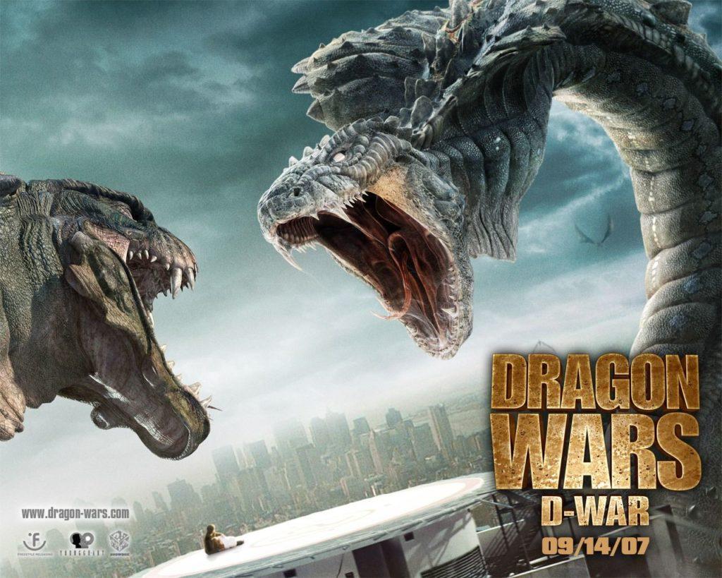 Война динозавров 2007