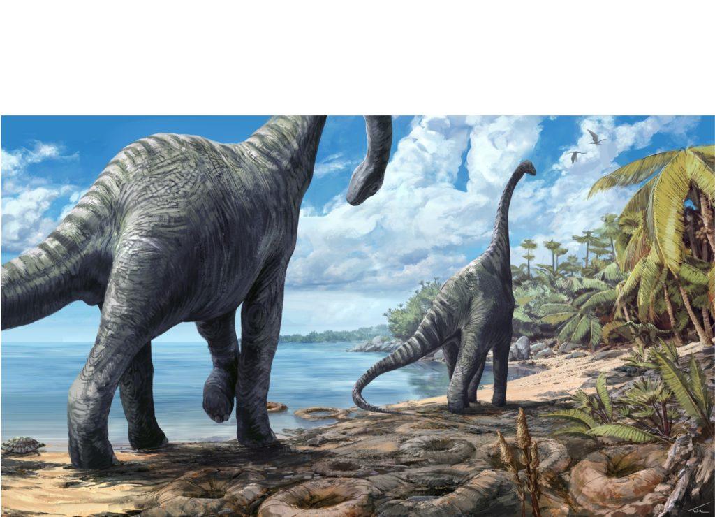 Эпоха Динозавров, или Эры И Периоды Земли