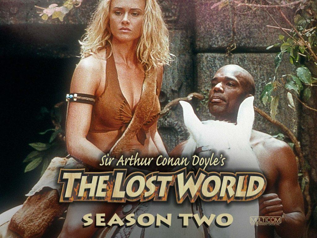 «Затерянный мир» (1999-2001) – жизнь на стыке исторических эпох!