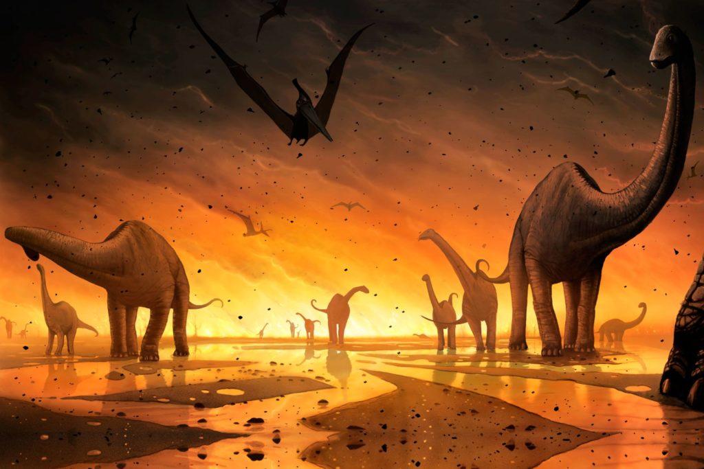 Ученые установили: Что на самом деле привело к гибели динозавров?