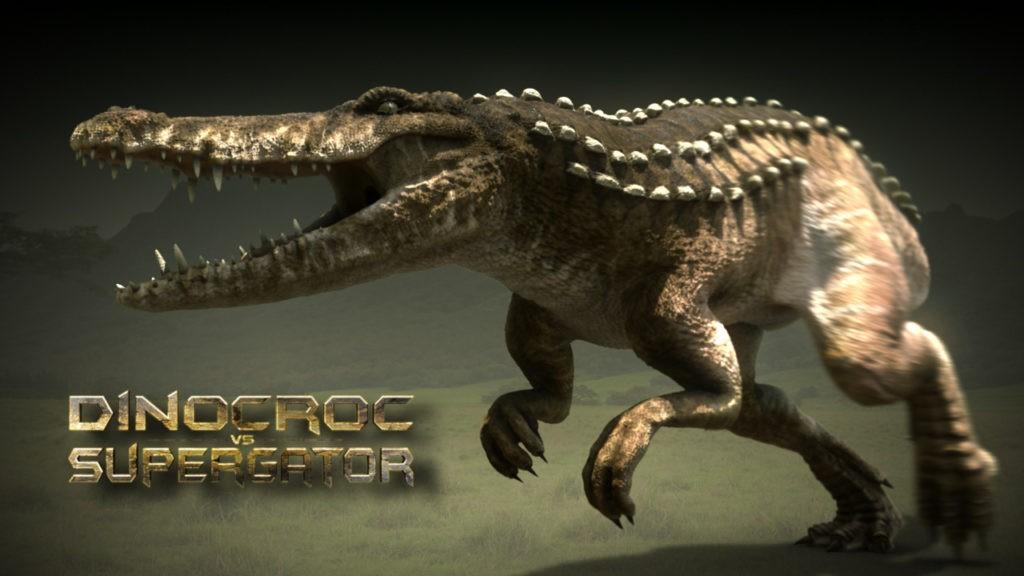 Описание фильма - Динокрок против динозавра