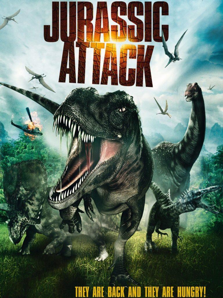 Атака Юрского периода (2013)