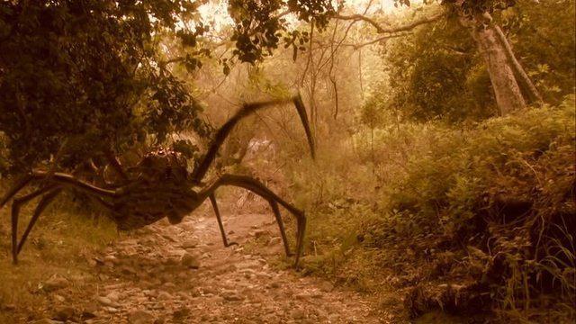 Путешествие в страну динозавров (2008)