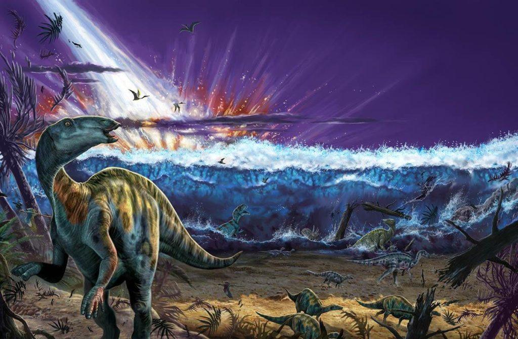 Чиксулуб - кратер, спровоцировавший погибель динозавров