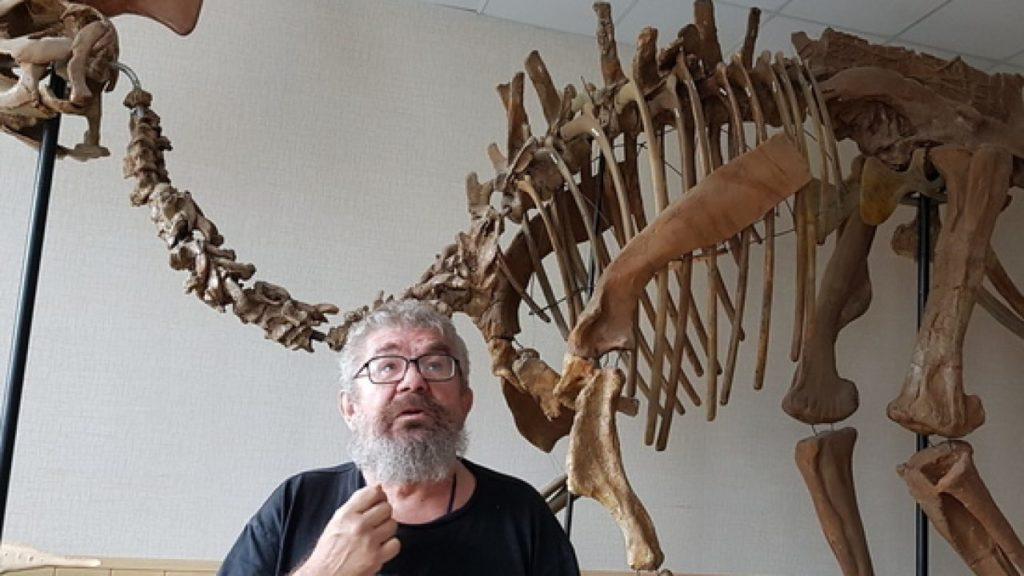Кладбище амурских динозавров