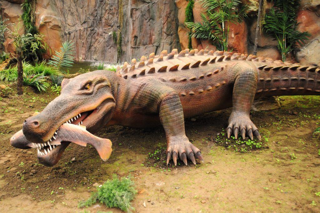 Саркозух динозавр: как был обнаружен, внешнее строение, сопоставление сил с другими динозаврами