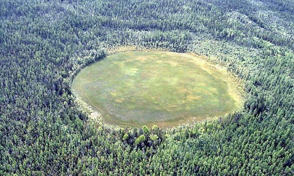 Тунгусский метеорит: точный размер, где упал, параметры и гипотезы