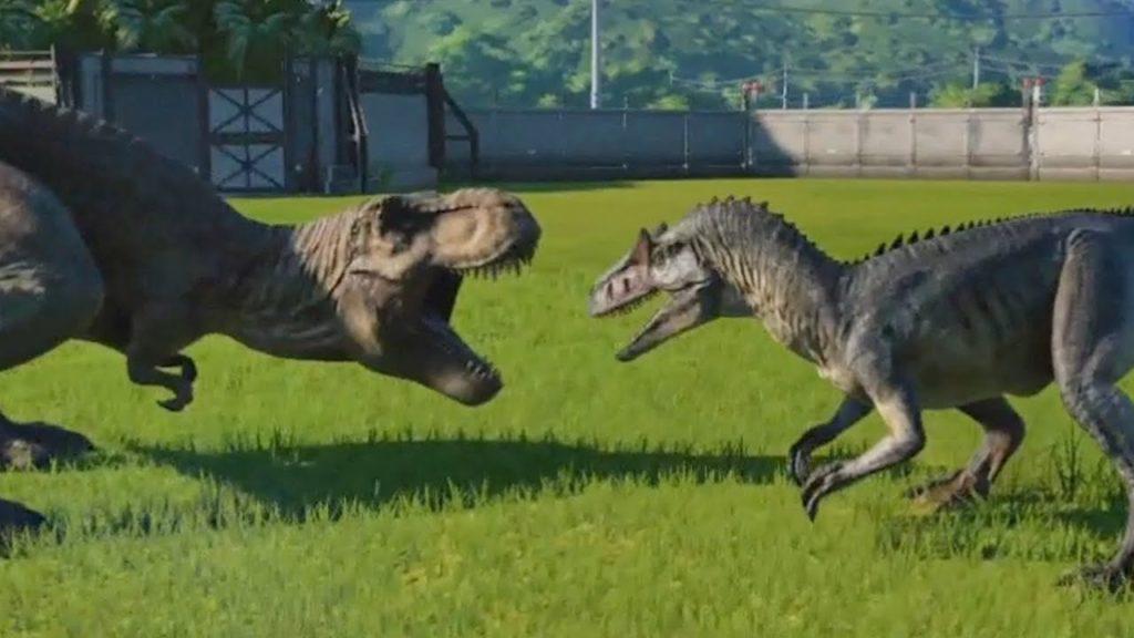 Сравнение тираннозавра с аллозавром: кто сильнее и круче