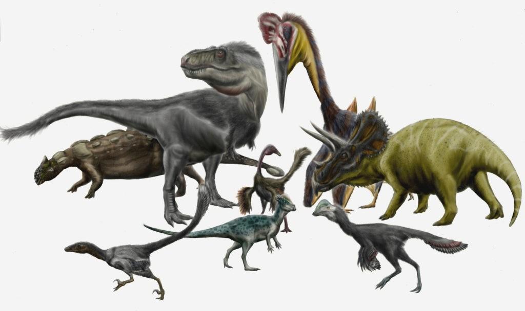 Сколько лет назад жили динозавры: когда появились