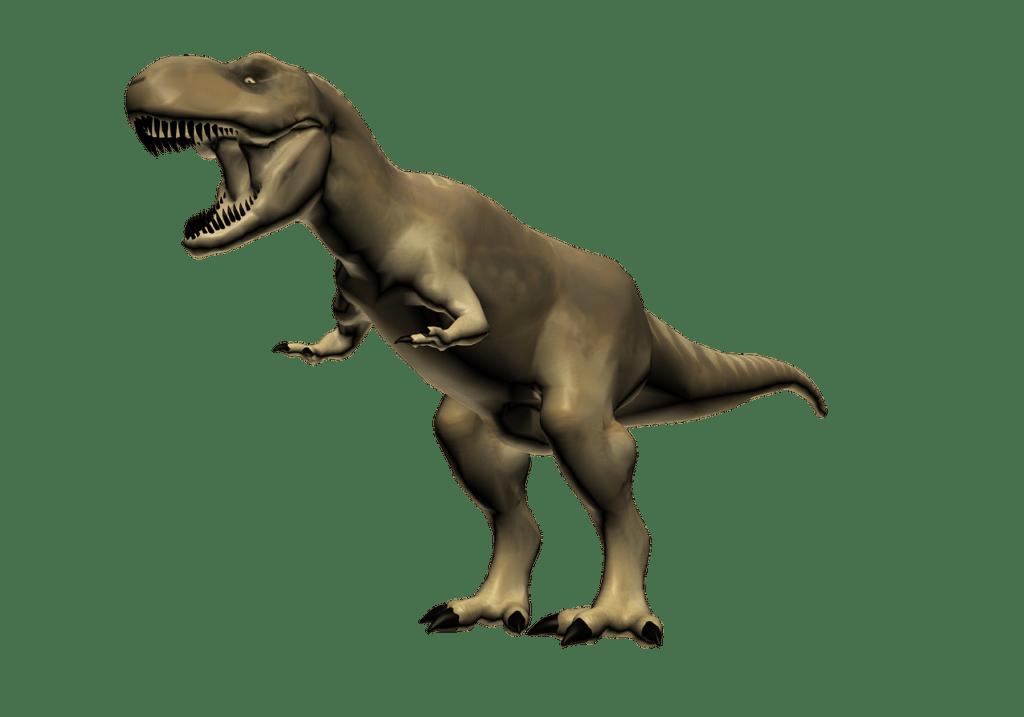 Тираннозавр: зубы