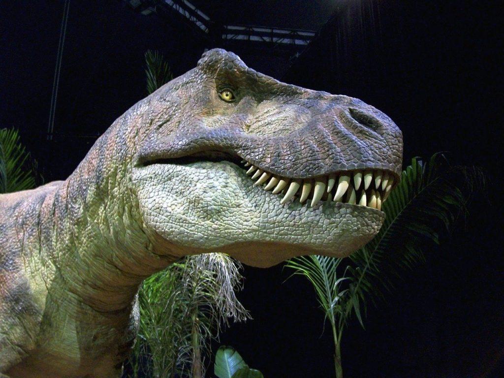 Про динозавров тирексов: один из самых жестоких